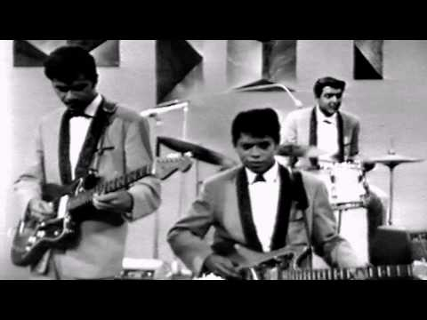 Crazy Rockers - The Third Man (great oldies rock 'n roll music video) Indo Rock