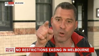 It's time Daniel Andrews 'gets out and stops running us into the ground': Paul Dimattina