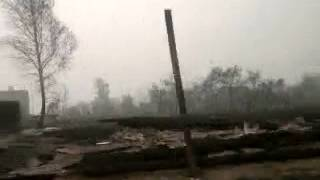 Пожары в Выксе и выксунском районе