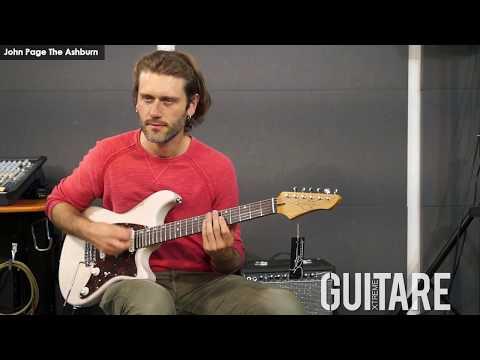 Guitare Xtreme Magazine # 82 - John Page The Ashburn