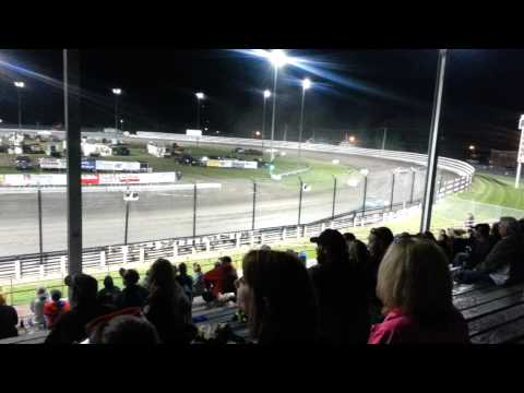 Southern Iowa speedway hobby stock feature 5/13/15