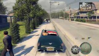 Mafia 2 - American Gangster - Free Roam Gameplay