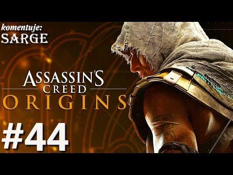 Zagrajmy w Assassin's Creed Origins [PS4 Pro] odc. 44 - Oblicze Jaszczura