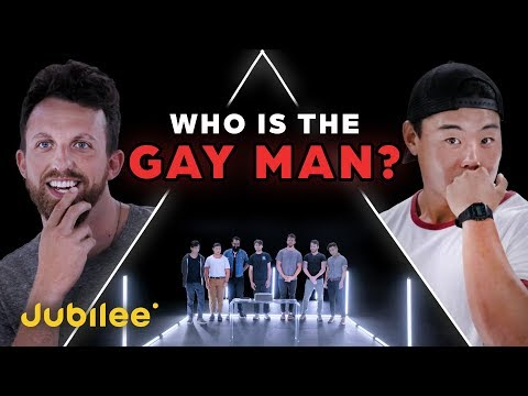 6 Straight Men vs 1 Secret Gay Man