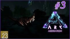 ARK Aberration » Aberrant Raptor bei Nacht! « #3 [Let's Play/Deutsch] Aberration DLC