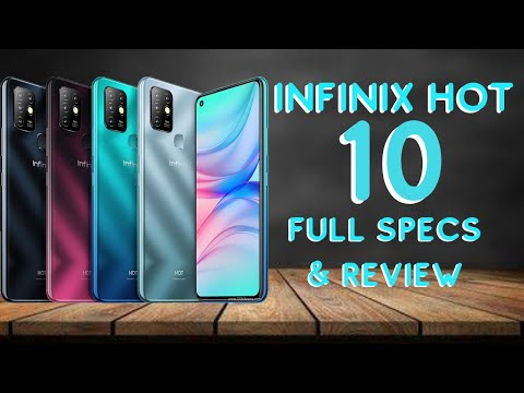 INFINIX HOT 10 Full Specs & Review |Hottest phone out there?|