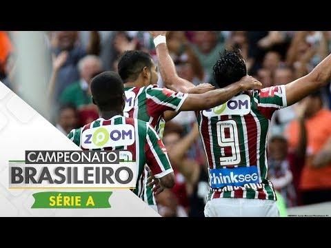 MELHORES MOMENTOS - Fluminense 2 x 0 Ponte Preta - Campeonato Brasileiro (20/11/2017)
