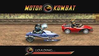 Mortal Kombat : Armageddon - Motor Kombat Playthrough (PS2)