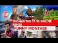 Thomas The Tank (DANK) Engine Theme Remix - FUNNY MONTAGE Mp3