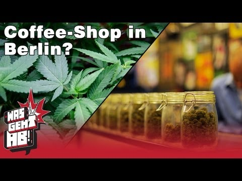 Marihuana bald legal in Berlin kaufen?