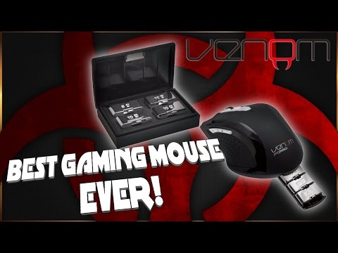 VenomGaming Cobra Gaming Mouse - Best Gaming Mouse