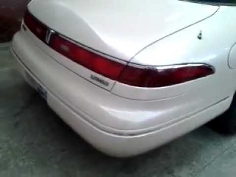 Lincoln Mark Viii Leds Tail Lights Gascon Youtube