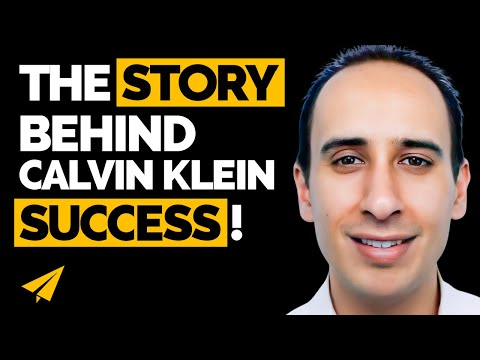 Business Ideas - 3 Business Lessons From Calvin Klein