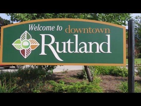 ▶️ Driving Rutland Vermont