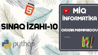 MİQ-SERTİFİKASİYA İNFORMATİKA-QƏBUL TİPLİ SINAĞIN İZAHI-10