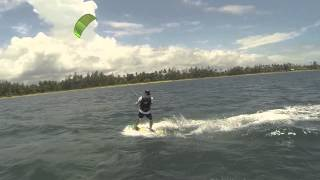 Carlos Rodriguez Kite Lessons with GoodWinds in Dorado Beach