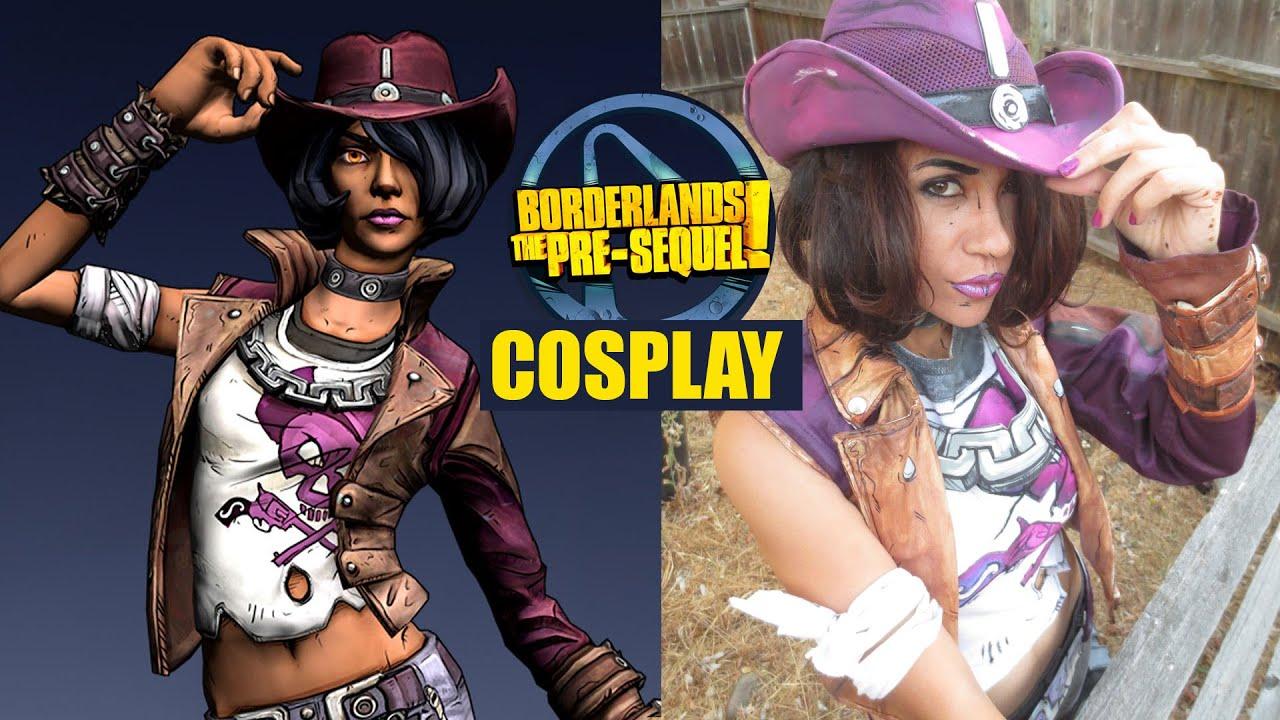 Nisha From Borderlands Pre Sequel Cosplay Contest