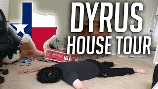 Dyrus - New House Tour!