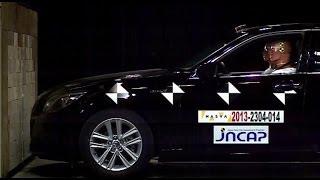 Crown Royal And Crown Athlete Jncap Crash Tests