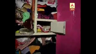 Dacoity in police personnel's home, in Khardaha