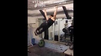 Core training compilation - Atleettinen partasuu