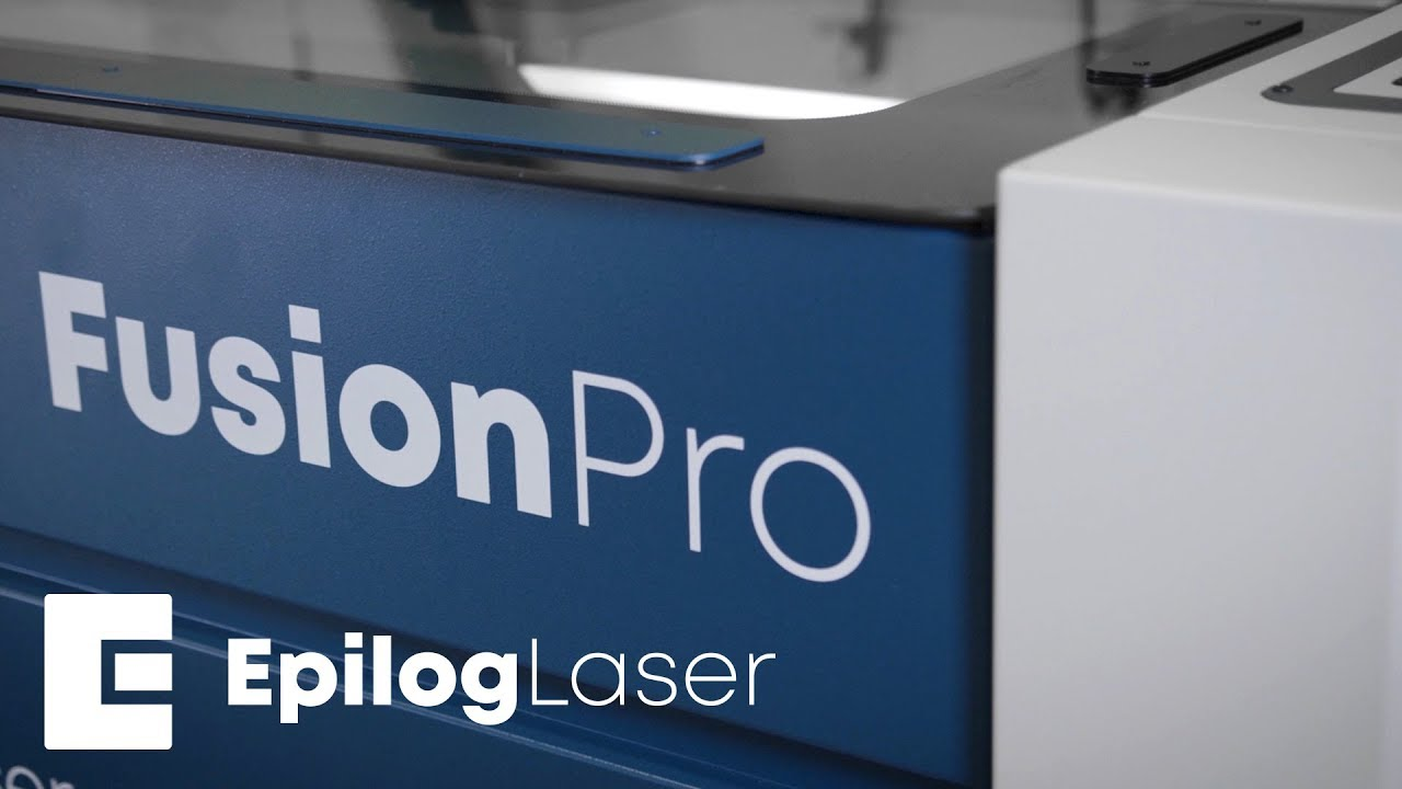 The Fusion Pro Laser Machine Series with large 32 and 48