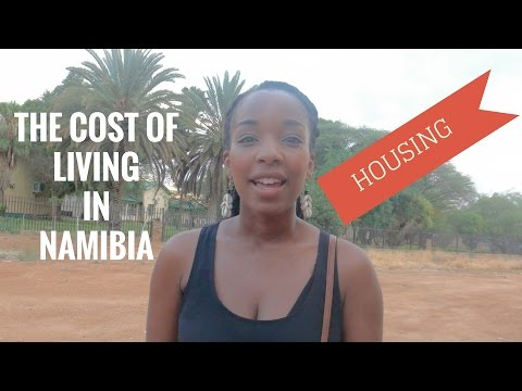 The Cost of Living in Namibia: Housing