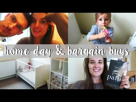 Home Day & Bargain Buys! | Phoebe & Me