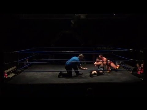Scott Colton vs. Marcus Smith - Premier Pro Wrestling PPW #7