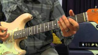 How To Play - Bryan Adams - Somebody - Guitar Lesson