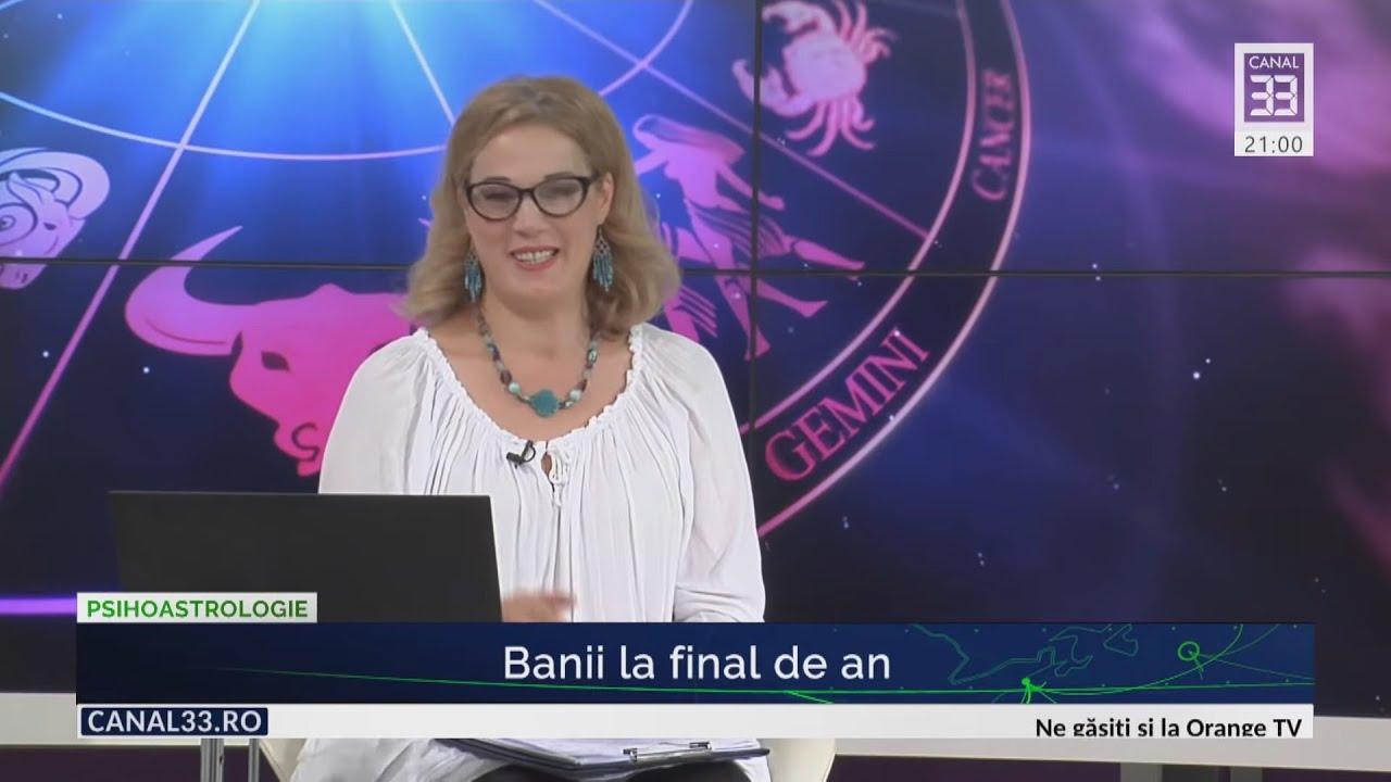 Banii la finalul lui 2020 - Horoscop cu Camelia Pătrășcanu