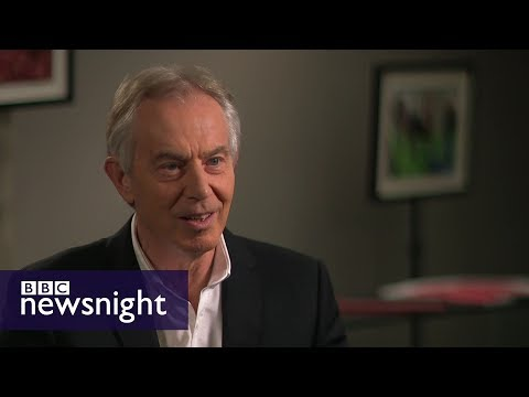Tony Blair on Brexit - BBC Newsnight