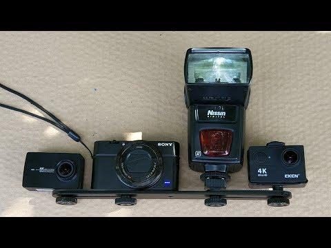 Универсальный держатель для фото и видео аппаратуры с Алиэкспресс