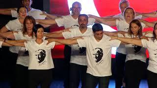 Aytunç Bentürk D.A yıl sonu gösterileri 2017 SİRTAKİ SHOW Murat Çelebi Team