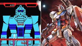 ガンダム 進化の歴史 / Evolution of Gundam Games 1984-2019