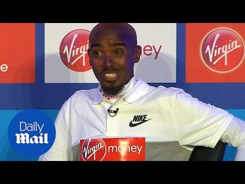 Mo Farah claims his hotel room was robbed in Addis Ababa
