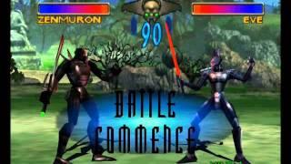 Dark Rift - Zenmuron playthrough