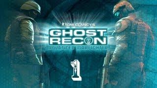 Ghost Recon Advanced Warfighter Walkthrough (Part 1) HD