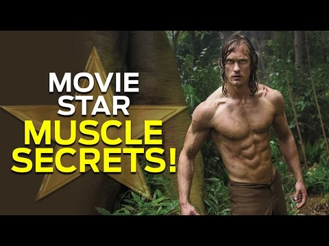Tarzan Workout Program To Build Muscle (HOW ALEXANDER SKARSGARD GAINED 25 LBS OF MUSCLE?!)