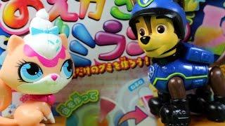 Misja: Żelki - Psi Patrol & Littlest Pet Shop & Japana Zjadam - bajka po polsku