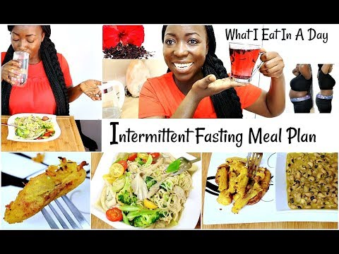 Intermittent Fasting Meal Plan For Weight Loss Recipes What I Eat In A Day Lunch/Dinner Meal Prep