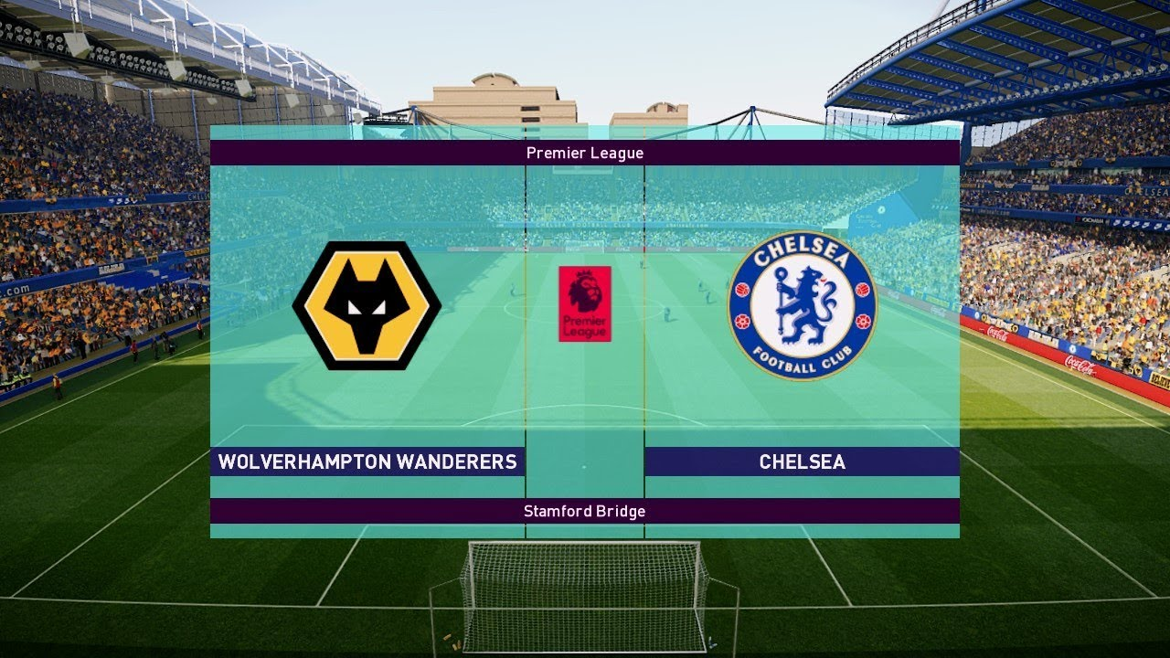 Wolves vs Chelsea - Premier League 5 December 2018 Gameplay