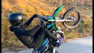 Wheeling en DIRT BIKE #2 ? Small MX 150