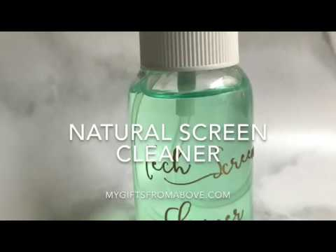 Natural Screen Cleaner