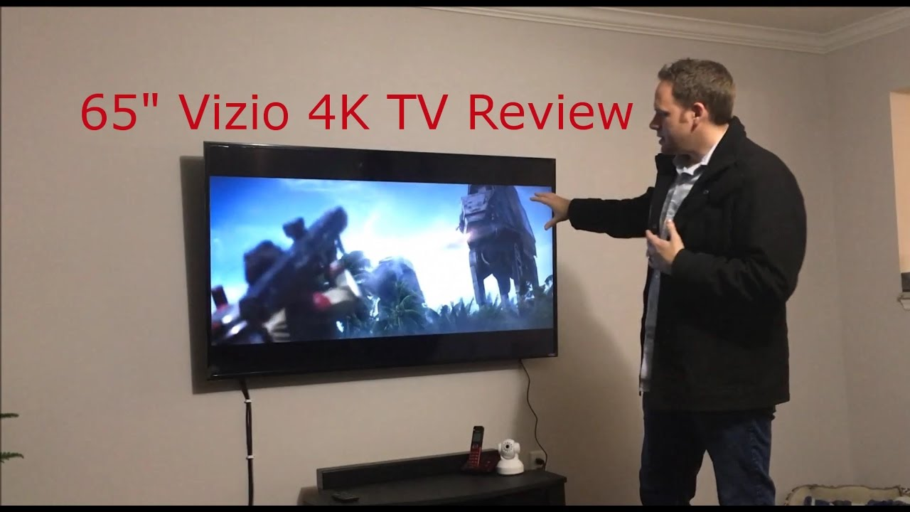 65 vizio 4k review model e65 e1 youtube. Black Bedroom Furniture Sets. Home Design Ideas