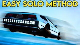 GTA ONLINE DELUXO SUPER SPEED GLITCH - NEW & EASIER SOLO METHOD TUTORIAL!