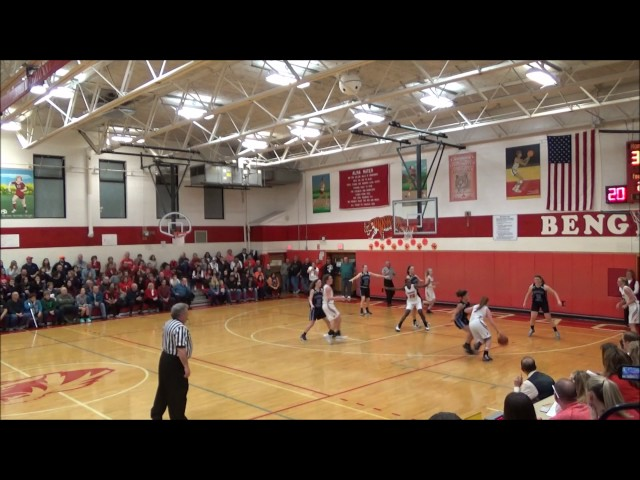 Game Highlights Girls' Varsity: Hoosick Falls vs Tamarac
