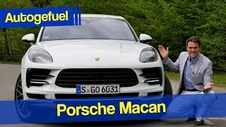 2020 Porsche Macan REVIEW - is this 4-Cylinder still a real Porsche?  Autogefuel