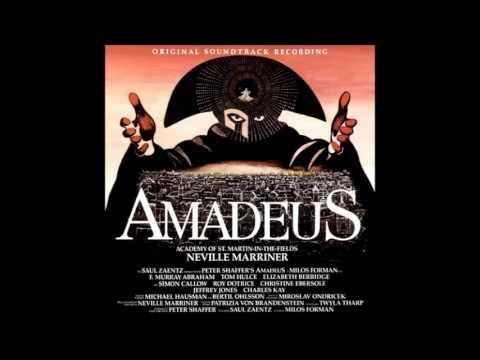 """W.A. Mozart - Symphonie Concertante, K  364; 1st Movement (""""Amadeus"""" Soundtrack)"""