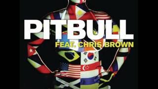 Pitbull International Love ft Chris Brown Slow Motion